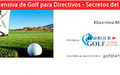 Clinica intensiva de golf para directivos – Secretos del putting